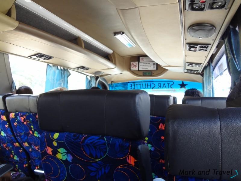 autobus star shuttle Malezja