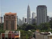 Budynki Kuala Lumpur
