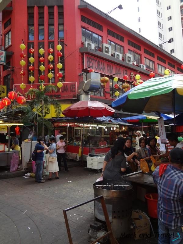 Chinatown, zakupy