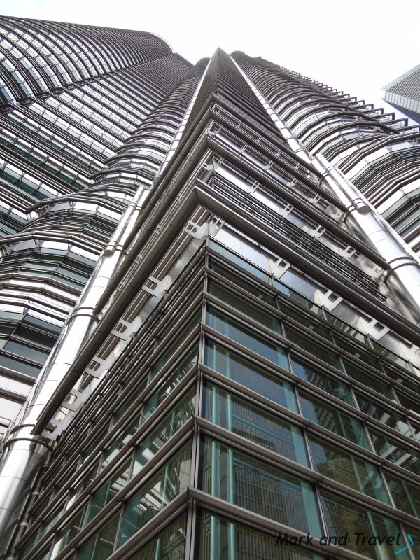 Pod wieżami Petronas Twin Towers