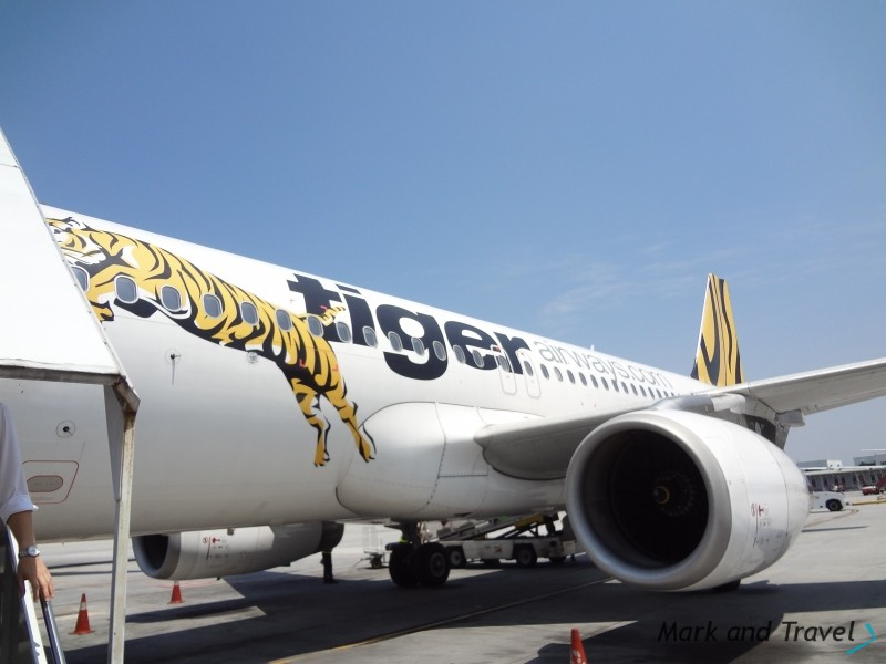 tiger airways LCCT