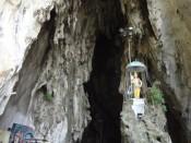 Przed Jaskinią Katedralną