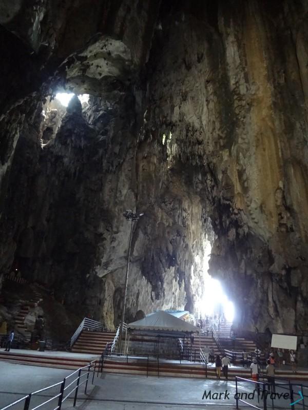 Wewnątrz Jaskini Katedralnej
