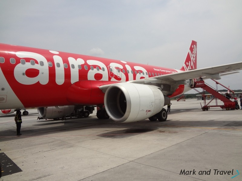 AirAsia on LCCT