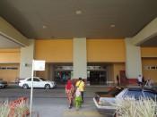 Wejście terminal Kota Bharu