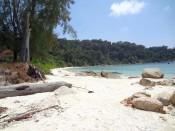Plaże wyspa Besar