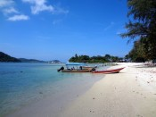 Niedaleko Coral View, Perhentian Besar