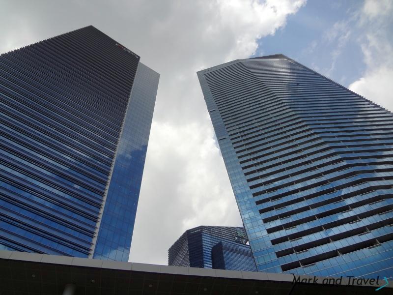 DBS Bank Singapore buildings