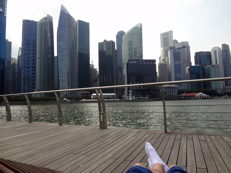 Marina Bay leisure