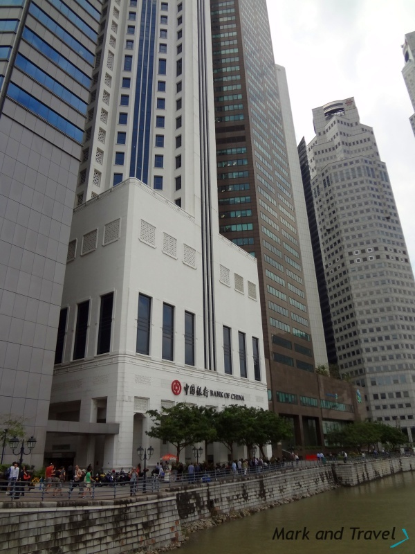 Singapur - Bank of China