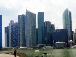 Singapur CBD 250x188