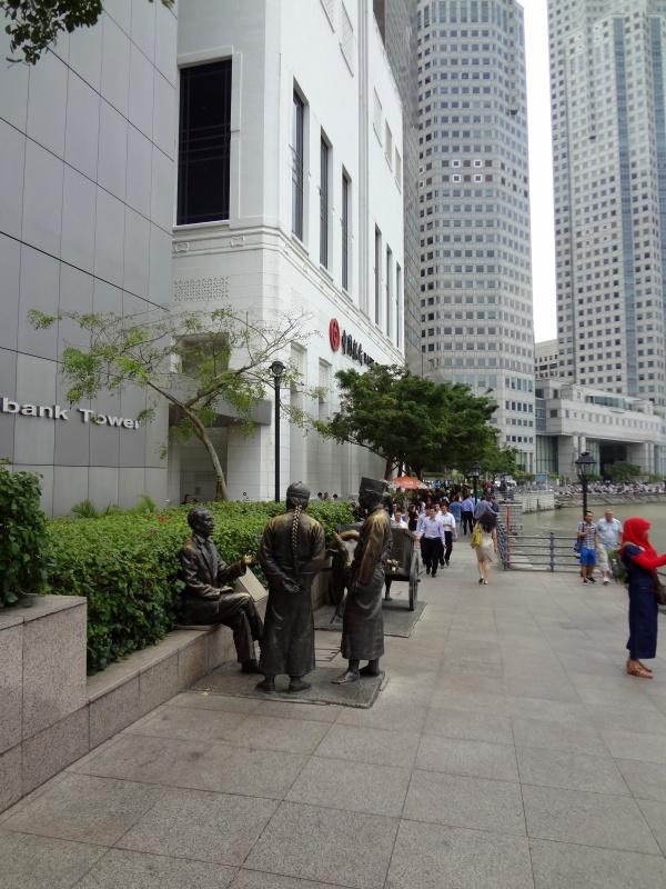 Singapur Central Business District