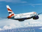 British Airways A319 thumb