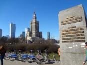 Warszawa, miasta, rowery