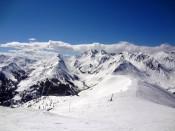 Francja Val d'Allos