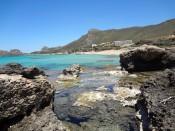 Grecja plaża Falasarna
