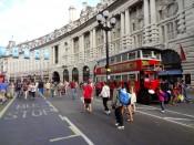 Londyn autobusy