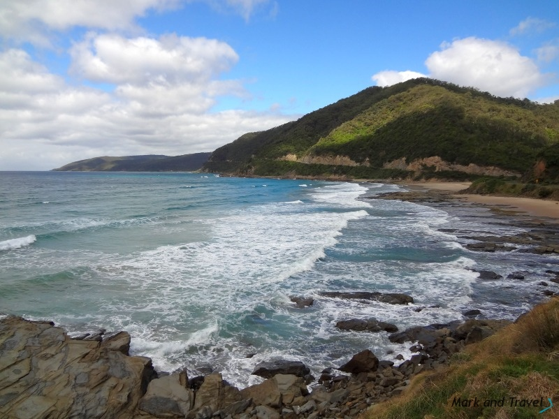 Great Ocean Road wybrzeże