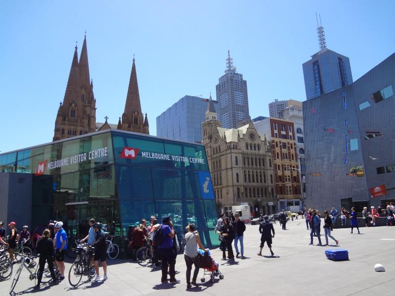 Melbourne Visitor Center