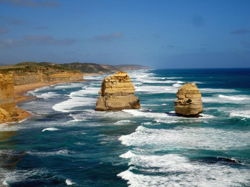 2-kolumny, 12 Apostołów Australia