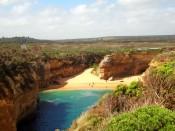 Wąwóz Port Campbell Australia