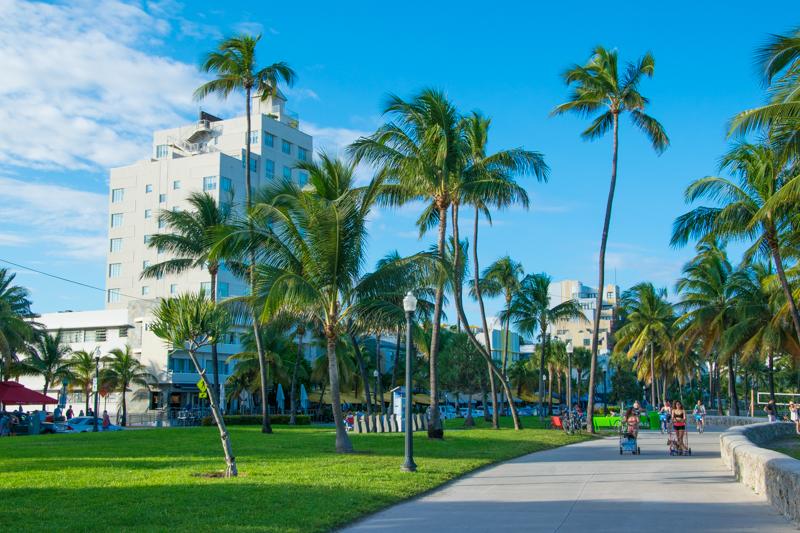 Park, Miami Beach
