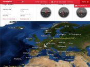 Flight Tracker Norwegian