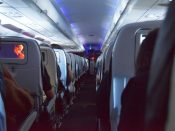A320 Virgin America Interior