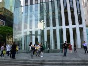Apple 5th Ave NY