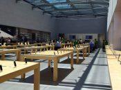 Apple Palo Alto inside