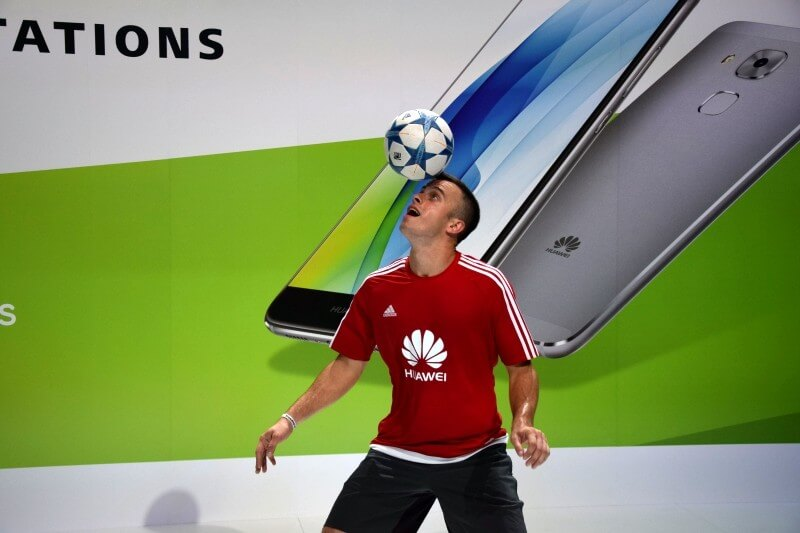 Żongler Huawei