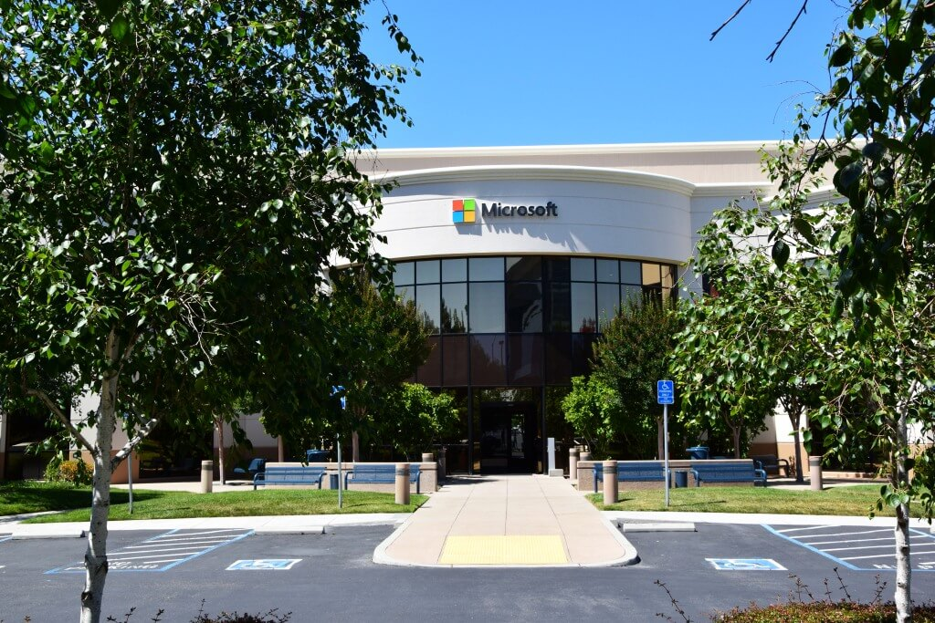 Microsoft SVC building 6