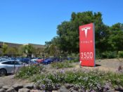 Tesla Deer Creek, logo