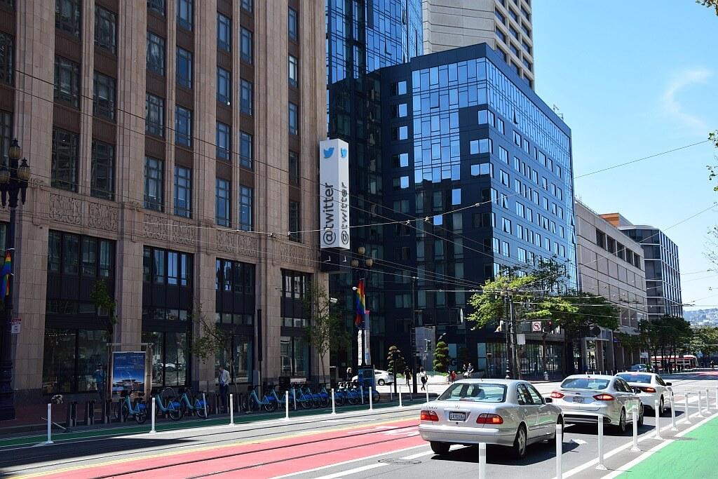 Twitter HQ Market Street