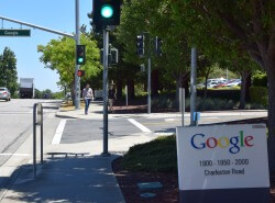 Google Road 250px