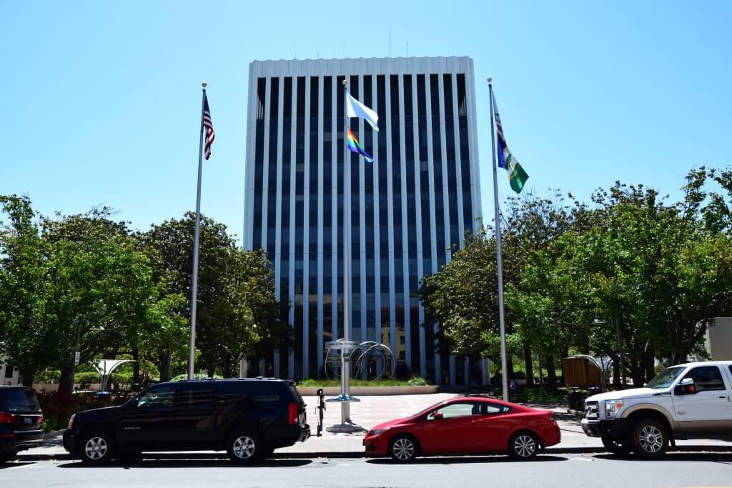 Palo Alto City Hall