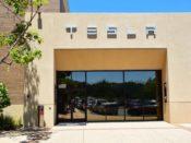Tesla HQ Entrance