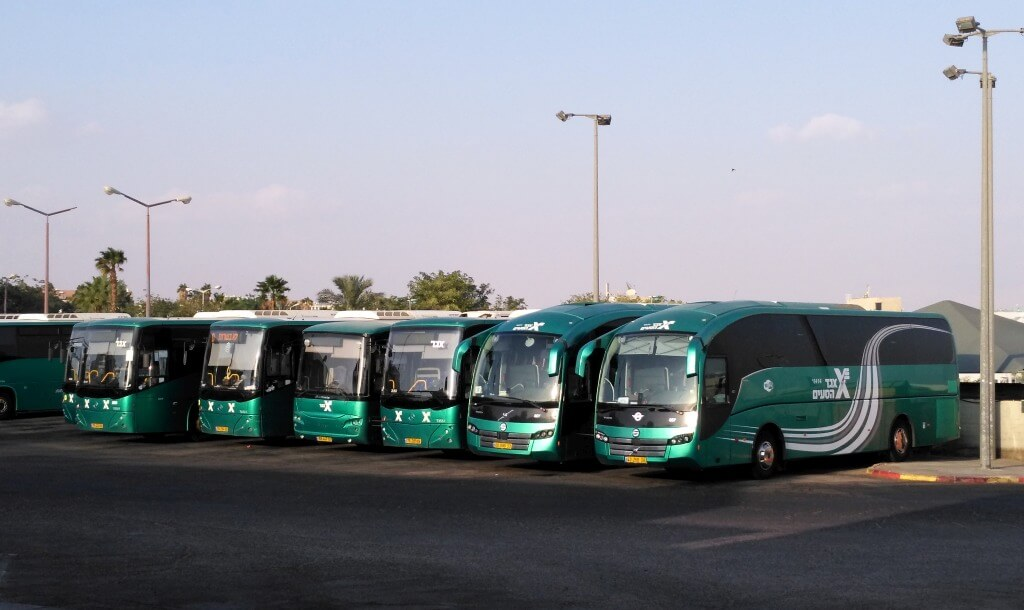 Eilat bus station