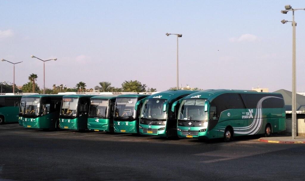 Eilat bus station
