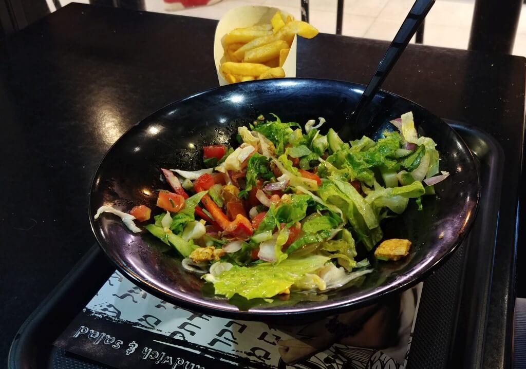 Chicken salad Eilat