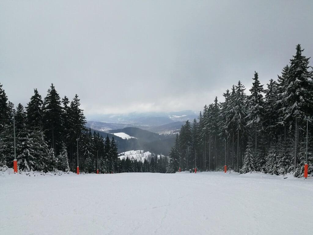 Czarna Góra trasa A