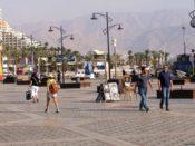 Miasto w Izraelu - listopad