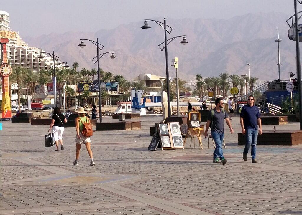 Miasto w Izraelu