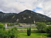 Austria - góry 2017