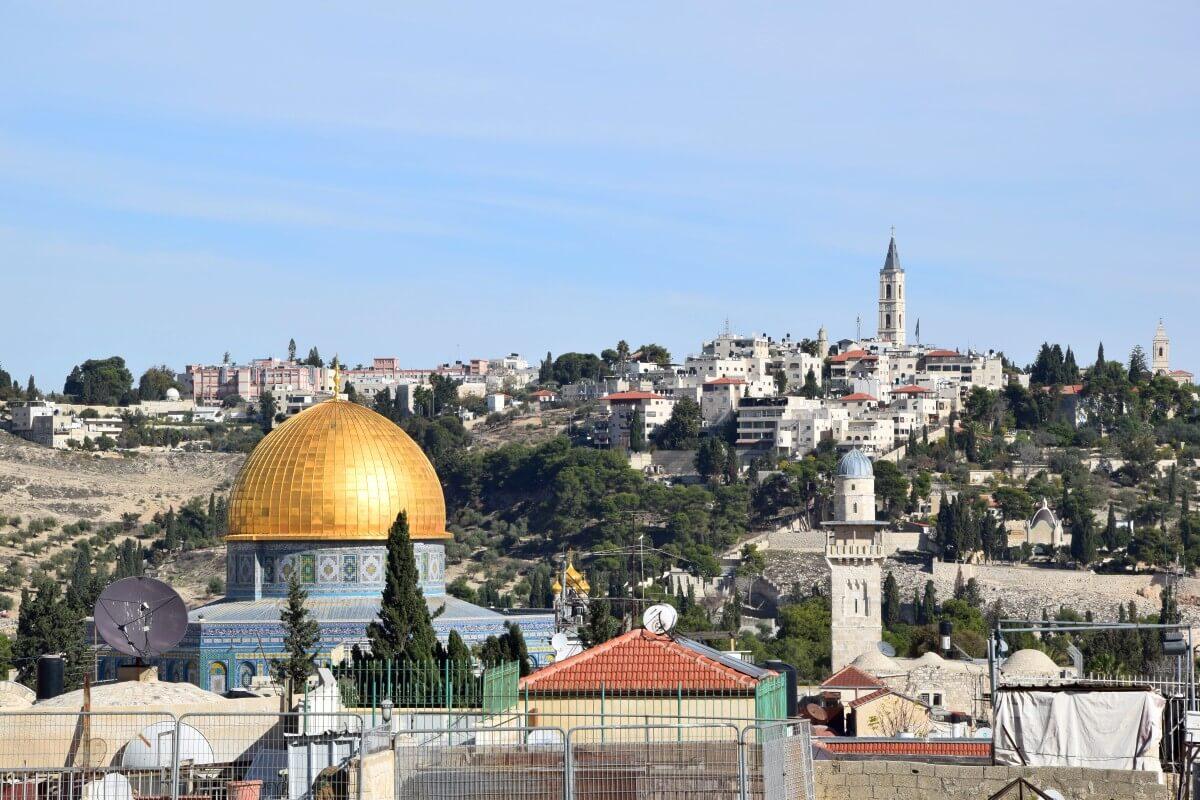 Jerosolima, Izrael