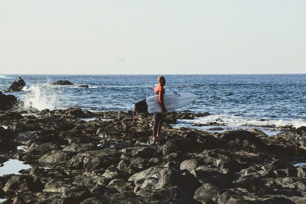 Surfer, Fuerteventura
